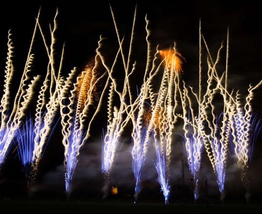 Whistling Snake Fireworks