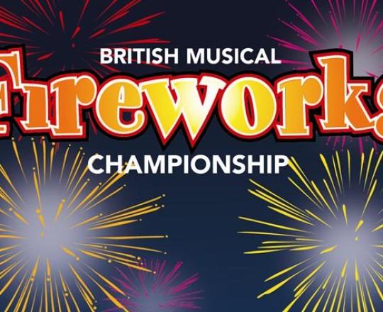 British Musical Fireworks Champions